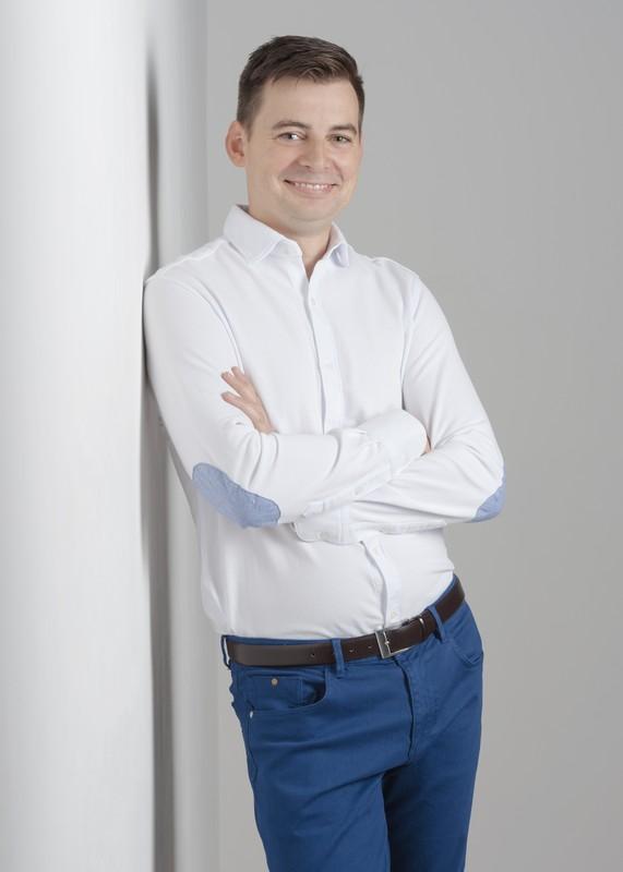 Markus Hohloch stehend